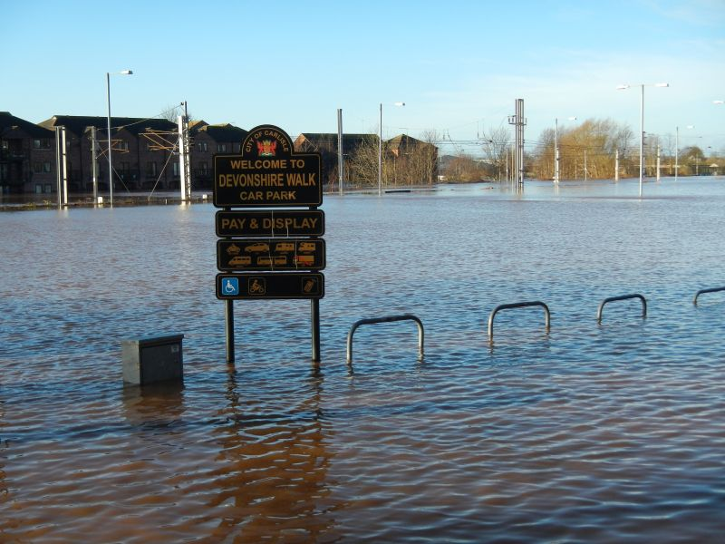 devonshire-walk-flooded-carlisle-dec-2015